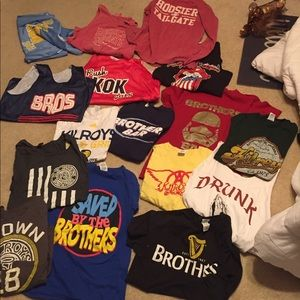 Tops - Kilroys/Brothers shirts 2 for $8